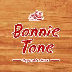 Bonnie Tone バナー